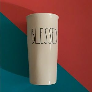Rae Dunn Blessed Travel Mug